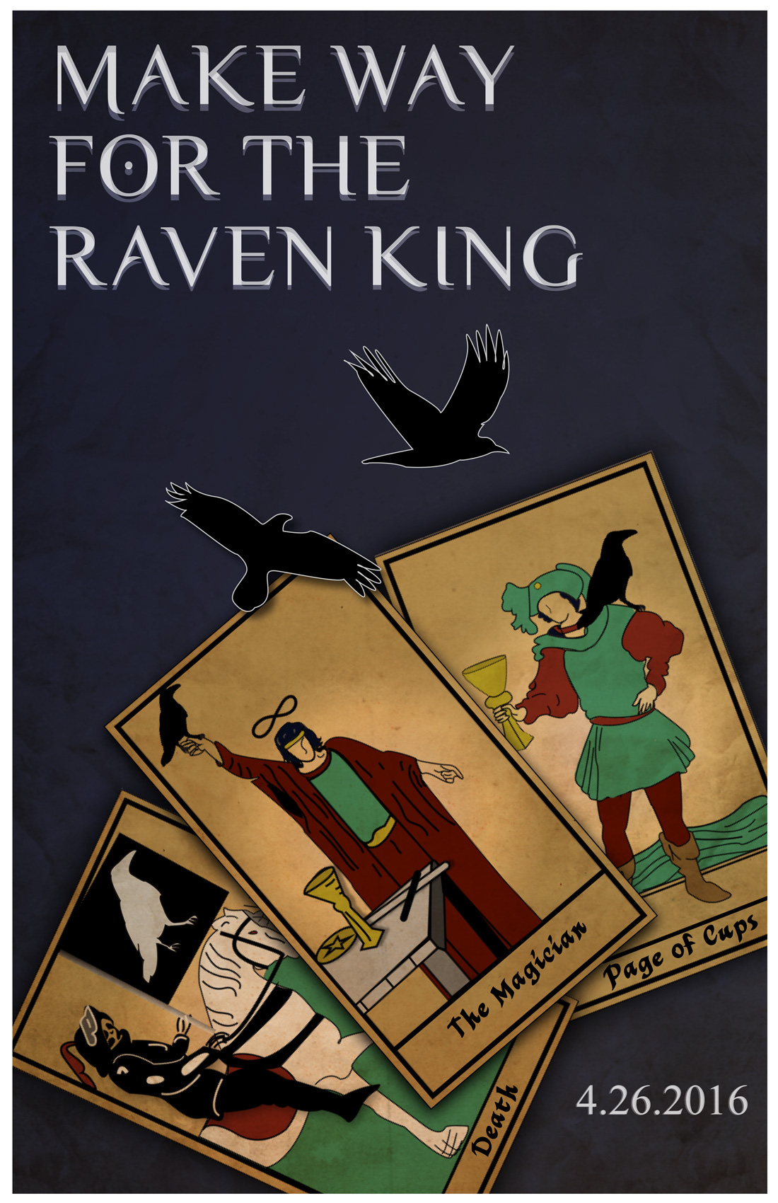 the-raven-king-poster